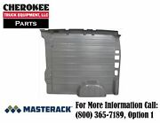 Masterack 02h494kp Wall Liners - Ram Promaster 159 High Roof Single Door