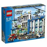 Lego City Police Station 60047 Express Mail From Japan