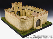 Rf007s The Complete Roman Fort Sandstone By King And Country
