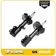 Front Shocks Struts Pair For 2003 2004 2005 2006 2007 2008 Toyota Corolla 1.8l