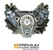 Ford 302 Engine 5.0 H.o. Mustang Crown Vic Ltd New Reman Oem Replacement 82-85