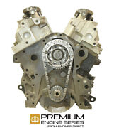 Chrysler 3.3 Engine 201 1996 1997 Town And Country Voyager New Reman Replacement