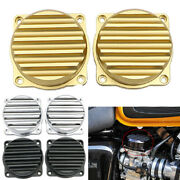 Cnc Carburetor Cover Ripple Brass Carb Tops For Triumph Bonneville 2008-2015 Mp