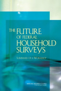 Future Of Federal Household Surveys Uk Import Book New