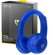 Ovleng Blue Bt-801 Wireless Bluetooth V4.2 Headphones And Speakers Iphone 7 8 10