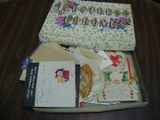 Greeting Cards Vintage Mixed Card Lot Some Of Both Used/unused
