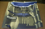 1968-1972 Gm A Body Cars Rh And Lh Rear Floor Pan Set - Classic Repro Cr