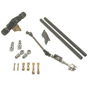 Manual Steering Kit With Rack And Pinion For Sandrails, Dune Buggy, And Baja Bug
