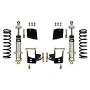 Detroit Speed Coilover Conversion Kit Rear 78-88 G-body Excluding Wagons