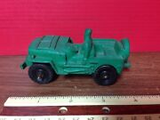 Vintage Rubber Toy Vehicles
