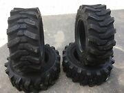 4-12-16.5 Hd Skid Steer Tires - Camso Sks532-12x16.5 Xtra Wall-for Bobcat And More
