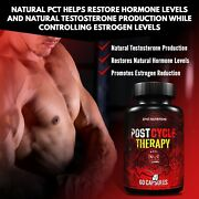 Post Cycle Therapy - All Natural Restore Healthy Hormone Levels- Eiyo Nutrition
