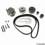 One New Hepu Engine Timing Belt Kit With Water Pump Pk05691 A3 Beetle Golf Jetta