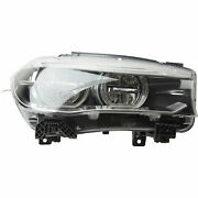 One New Marelli Headlight Assembly Right 710815029066 For Bmw X5 X6