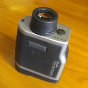 Bushnell Pinseeker 1500 Rangefinder - Turns On But Won't Measure. As-is 25