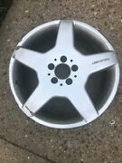 Mercedes-benz Amg 18 Inch Oem Alloy Wheels Compatible