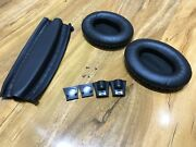 New - Headband Cushion Pad + Earpads + End Clips For Bose Quietcomfort Qc2 Qc15
