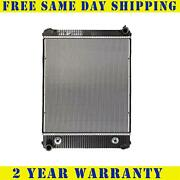 Radiator For Freightliner Fits Business Class M2 Fre42