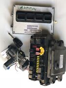 2007 Jeep Commander Engine Computer Fuse Box Key Ignition Switch P68002111ad Oem
