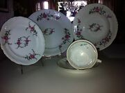 Service For 8 Royal Kent Poland Rkt23 Fine China Dinnerware 47 Pieces