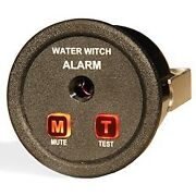 Hi Bilge Alarm With Mute And Test Button And Loud Piezo Siren