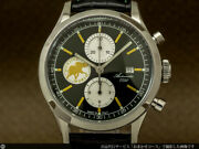 Hunting World Men's Watch 150 Limited 2016 Hw017grbk Cal.7750 Chronograph Ss