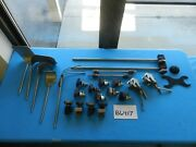 Pilling Surgical Table Mounted Gomez Retractor Components