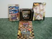 8 Limited Edition Nascar Collectible Cars - Lot Of 8 Plus 1 Hotwheels Nascar