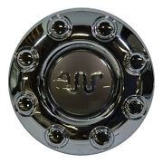 Oem New 2015-2016 Ford Super Duty 2wd King Ranch Front Center Hub Cap Chrome