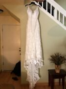 Brand New Madison James Wedding Dress-never Been Worn Or Altered. Size 10