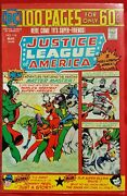 Justice League Of America 116 Dc 100 Pages 1975 Nmt