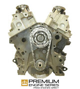 Plymouth 3.3 Engine 201 96-97 Voyager Grand Voyager New Reman Oem Replacement
