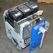 General Electric 1600a Frame Size Low Voltage Circuit Breaker Type Akr-4a-50