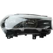 One New Marelli Headlight Assembly Right 710815029090 63117442652 For Bmw X5 X6
