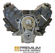 Lincoln 351w Engine 5.8 Continental Markvi Versailles New Reman Oem Replacement