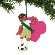 Dept 56 Girl Scout 2018 Junior Personalizablee Ornament 6000382 New Free Ship
