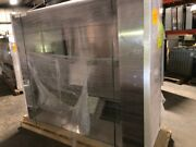 Captive Aire 87 Type 1 Restaurant Grease Hood With Stainless Steel Baffles
