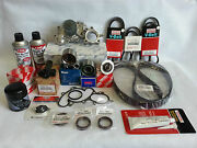 Genuine Timing Belt And Water Pump Master Kit Fits Toyota Tundra 4runner 3.4l V6