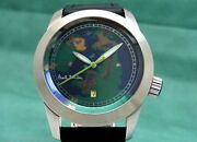 Paul Smith Ps 30a No.114/250 Swiss Limited 250 Map Dial Face Automatic Watch