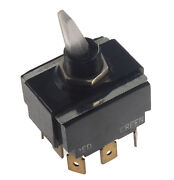 Carling Illuminated Toggle Switch 8 Spade On Off On Marine Boat Running Lights
