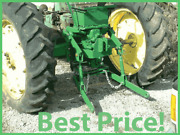 John Deere 3 Point Hitch Conversion A, B, G, 50, 60, 70 Made In Usa