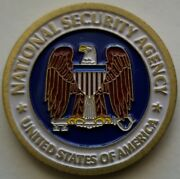 Nsa And Stratcom National Security Agency Strategic Command 1.5 Coin