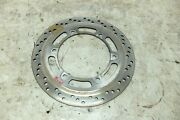 02 Moto Guzzi V11 V 11 Lemans Le Mans Rear Back Brake Rotor Disk