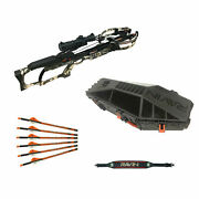 Ravin Crossbow Package R20 430 Fps Grey Or Camo W/ Free Hard Case And Sling