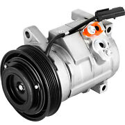 Ac A/c Compressor 01-07 Fit Chrysler Town And Country And Dodge 3.3l 3.8l Co 29001c