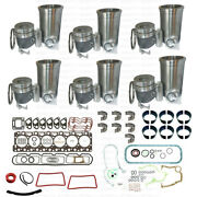 Complete Overhaul Service Kit Volvo Penta D41a Aqad41a Ad41a Tmd41a Tamd41a New