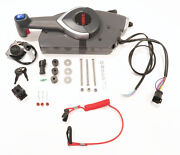 Remote Control With Emergency Lanyard For Omc Evinrude 0175945 175943 176380