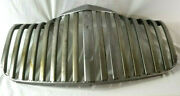 Chevrolet Chevy Truck Grille / Grill Non Chrome Upper And Lower Sections 1941-46