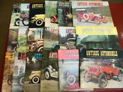 Lot Of 18 Antique Automobile Magazine Aaca Full Year 1973 1974 1975