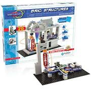 Snap Circuits Scbric1 Electronic Brick Building Structures - Ages 8+